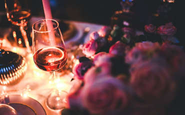 Herzweg-Special Candle-Light-Dinner